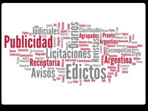 Publicidad en Diarios Y Revistas Edictos Judiciales y Avisos Legales Licitaciones y Convocatorias