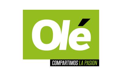 Publicidad en Diario Deportivo Olé Pautamas